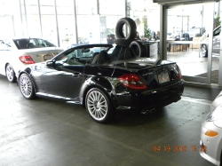 passion-for-lifes 2007 Mercedes-Benz SLK-Class