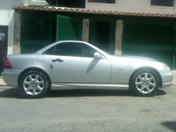 Carsprojectss 1998 Mercedes-Benz SLK-Class