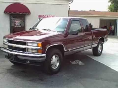 123a5 S 1997 Chevrolet C K Pick Up In Brooklyn Wi