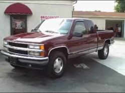 123a5 1997 Chevrolet 1500 Extended Cab