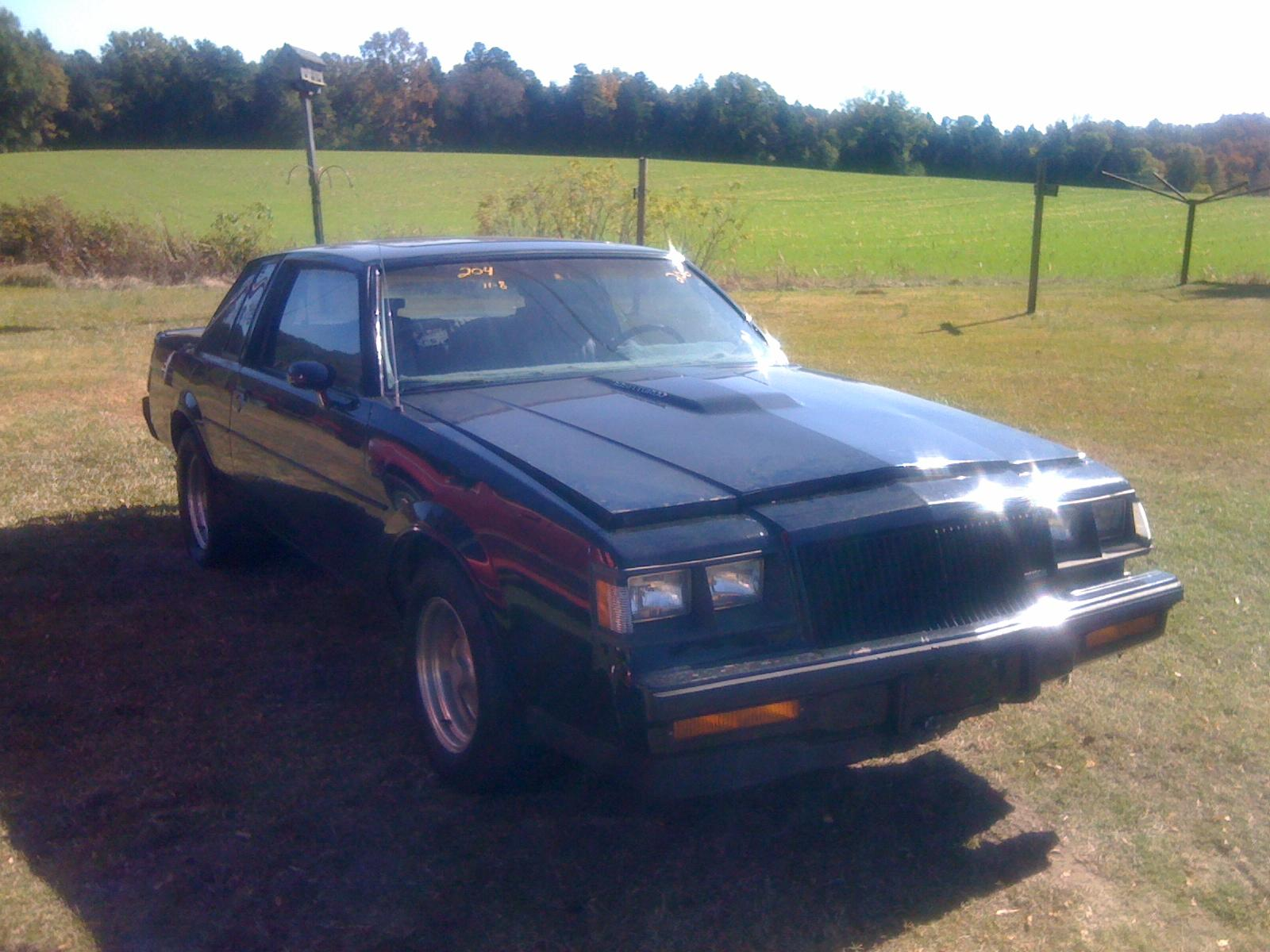Another dragonss 1987 Buick Grand National post... - 14854719