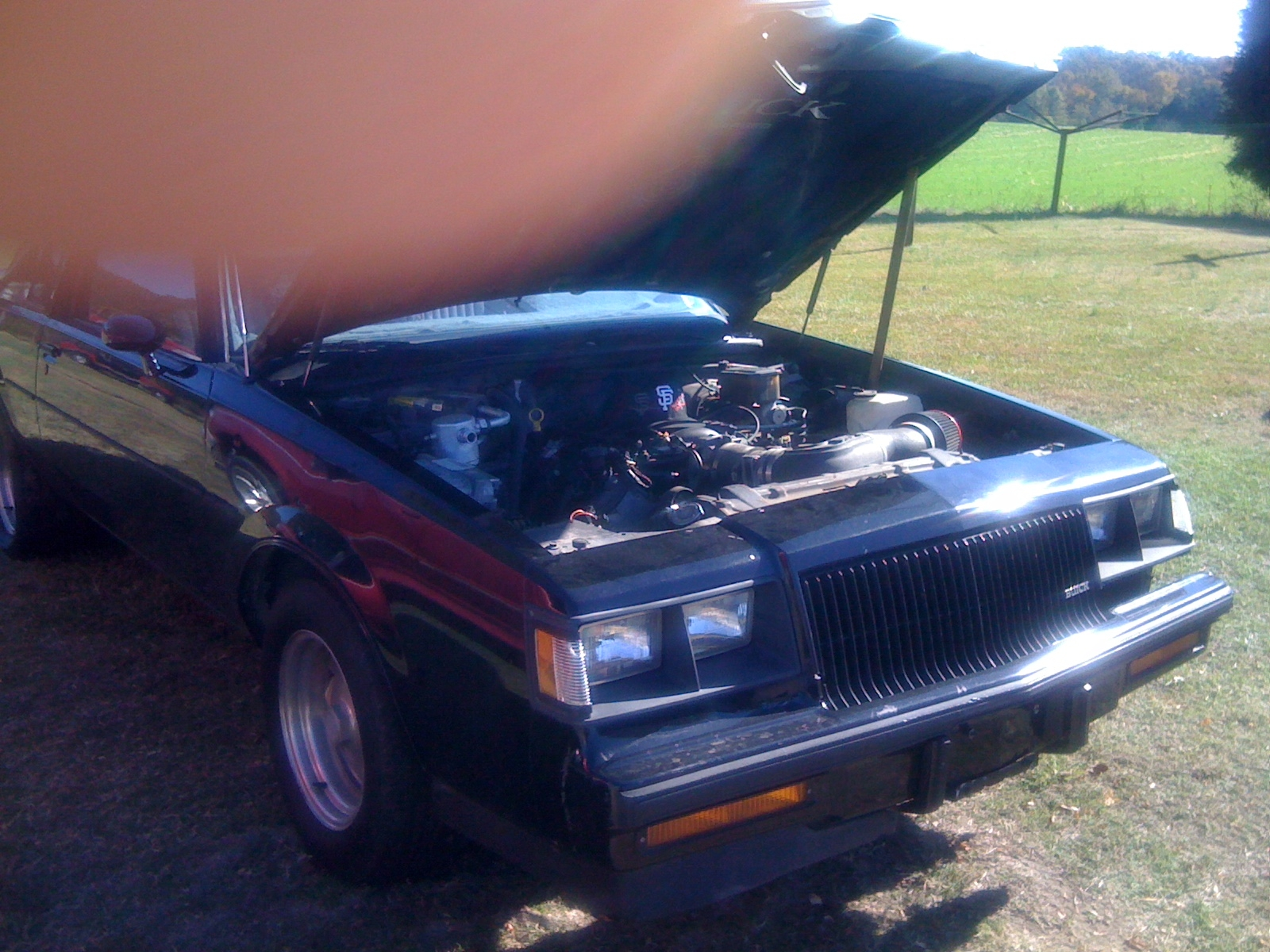 Another dragonss 1987 Buick Grand National post... - 14854724