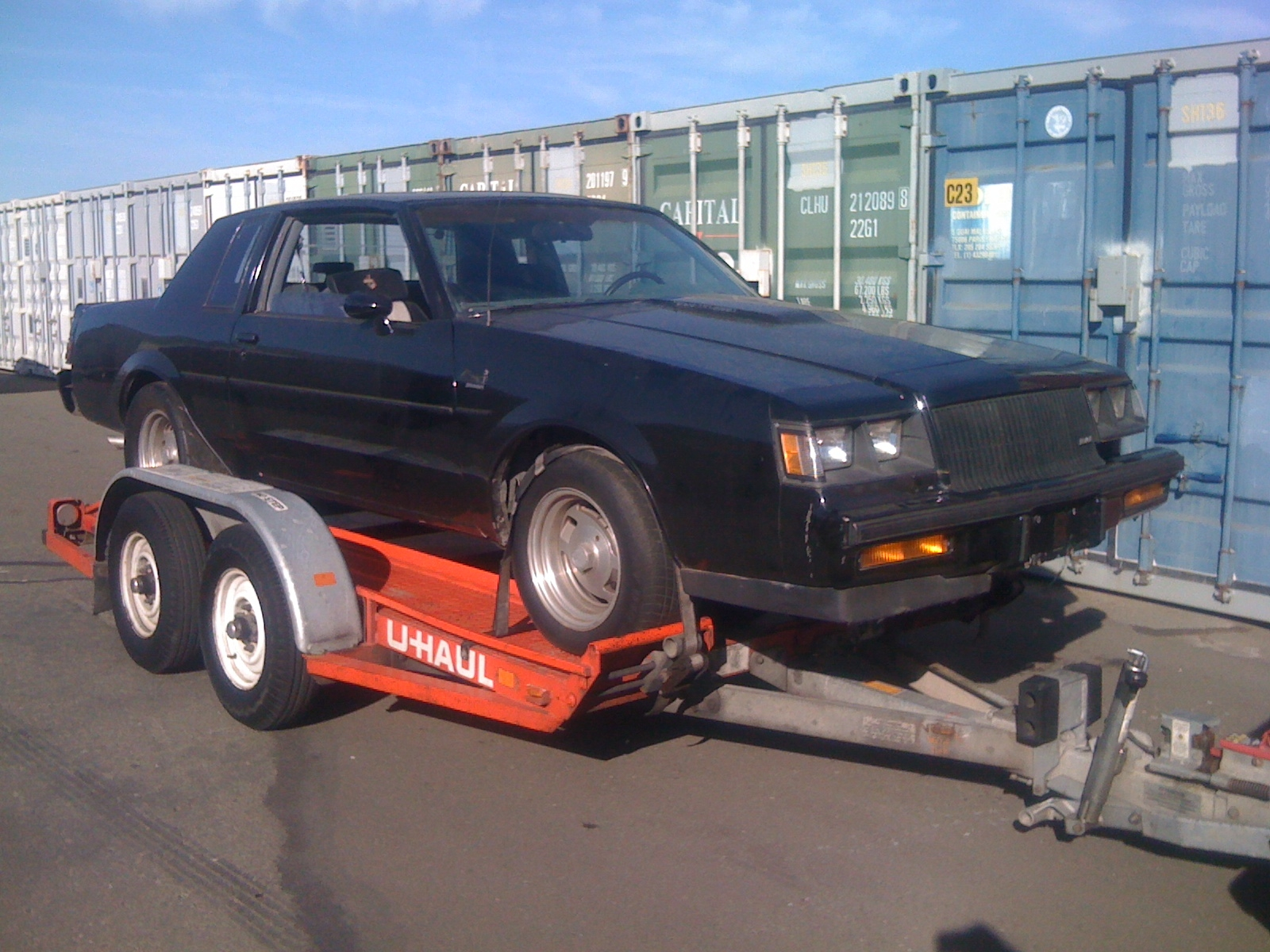 Another dragonss 1987 Buick Grand National post... - 14854731
