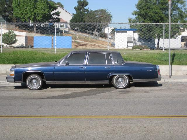 1985 Cadillac Fleetwood  View all 1985 Cadillac Fleetwood at