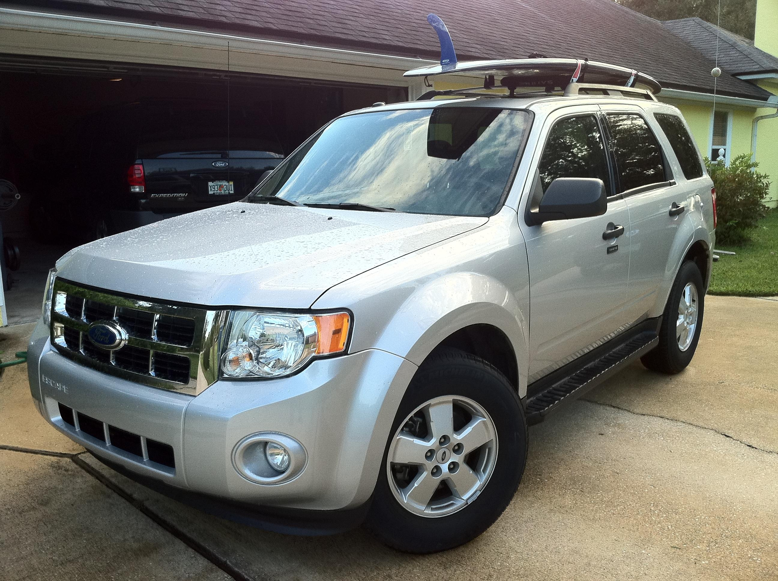 kidNtheTanX's 2009 Ford Escape