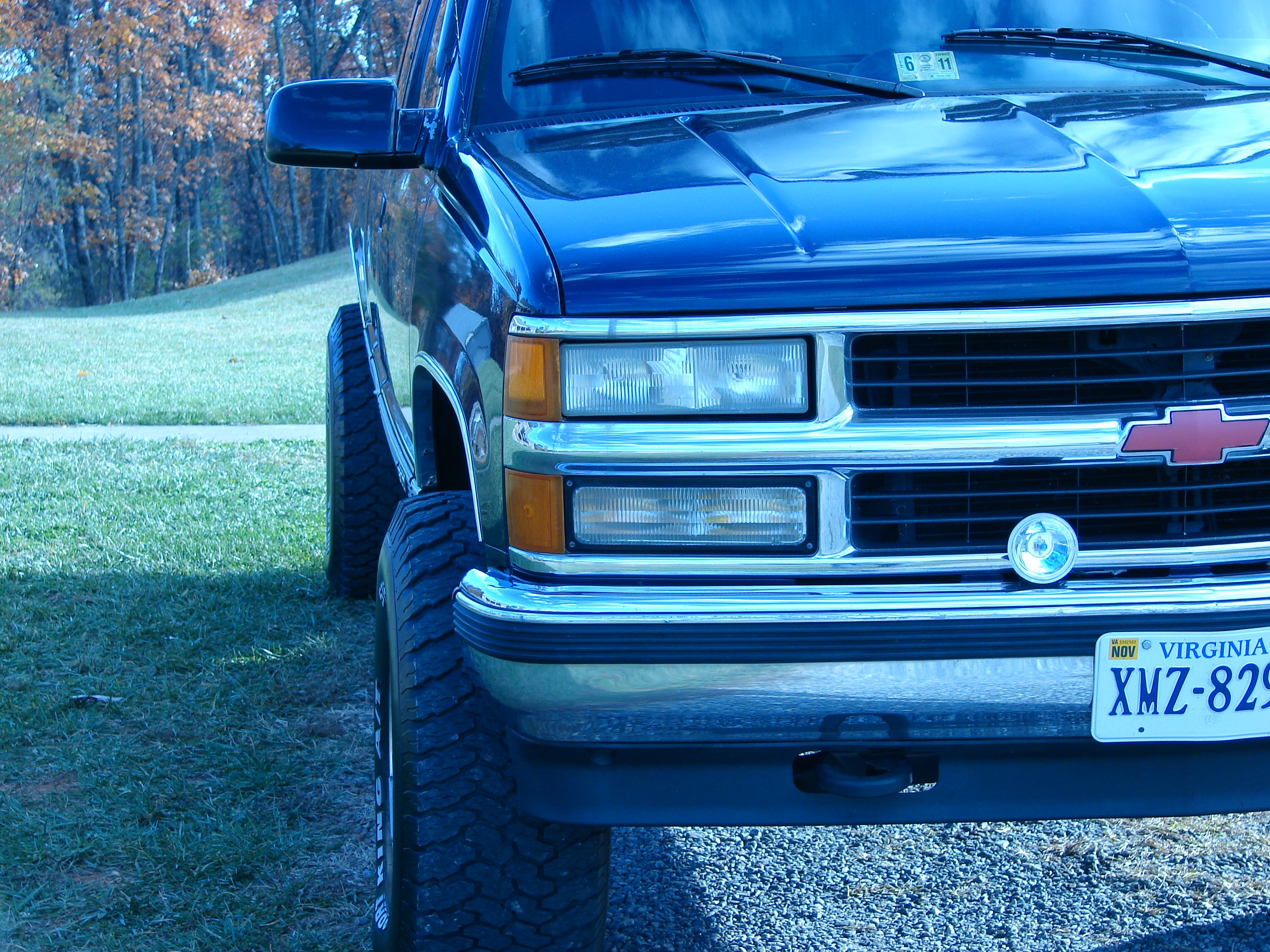 Another tfrithstang 1996 Chevrolet Silverado 1500 Extended Cab post... - 14855650