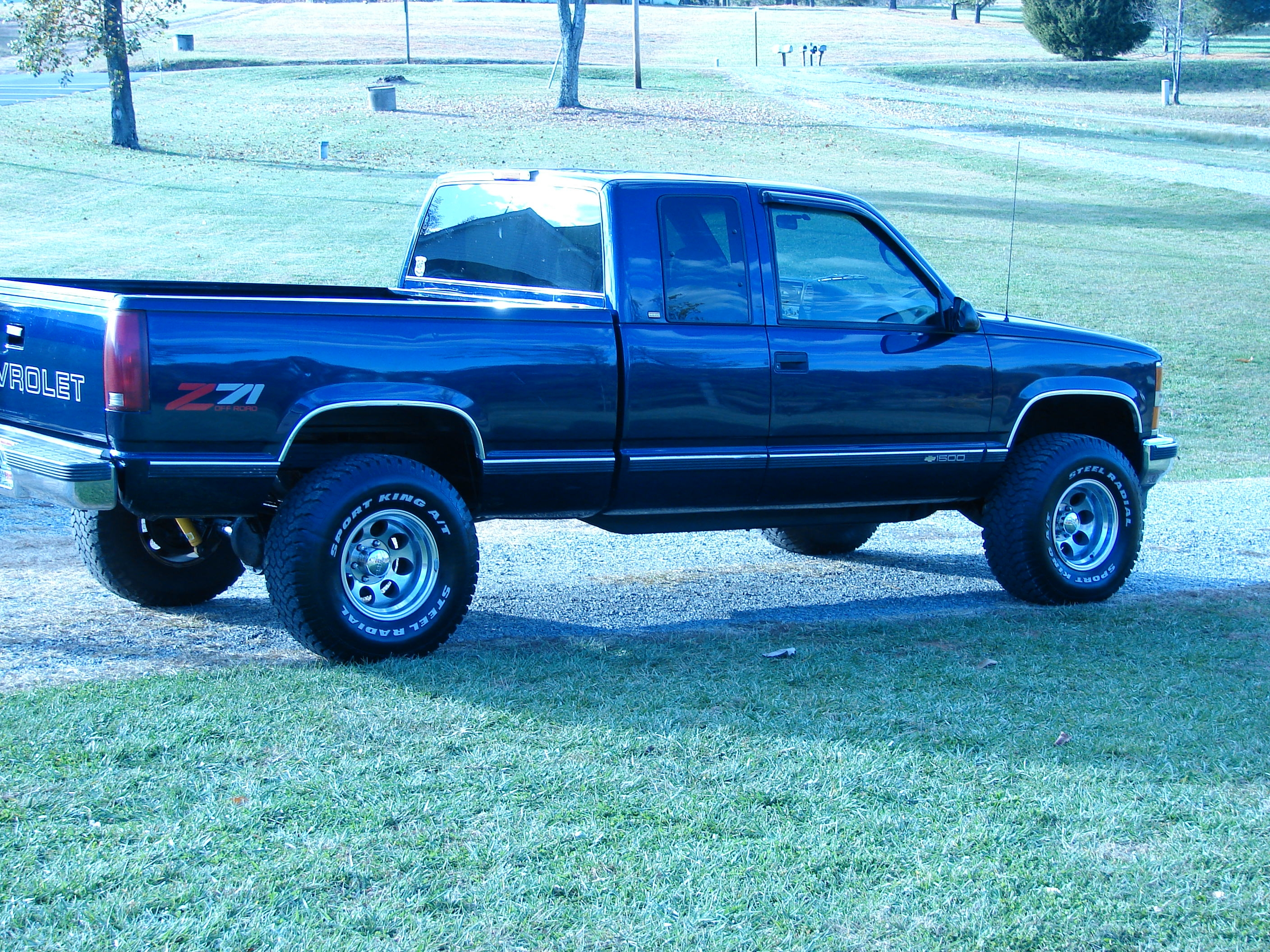 Another tfrithstang 1996 Chevrolet Silverado 1500 Extended Cab post... - 14855662