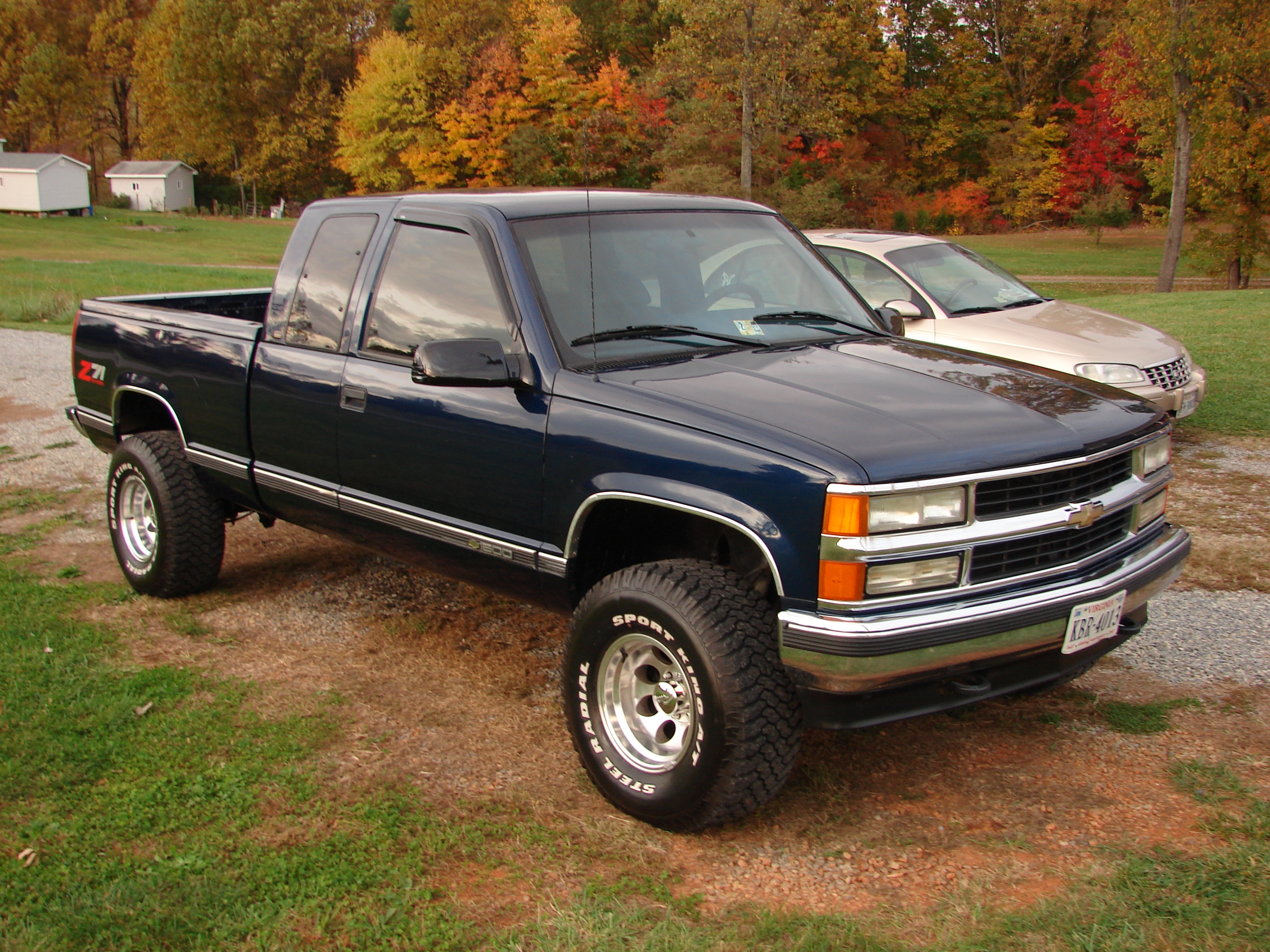 Another tfrithstang 1996 Chevrolet Silverado 1500 Extended Cab post... - 14855679