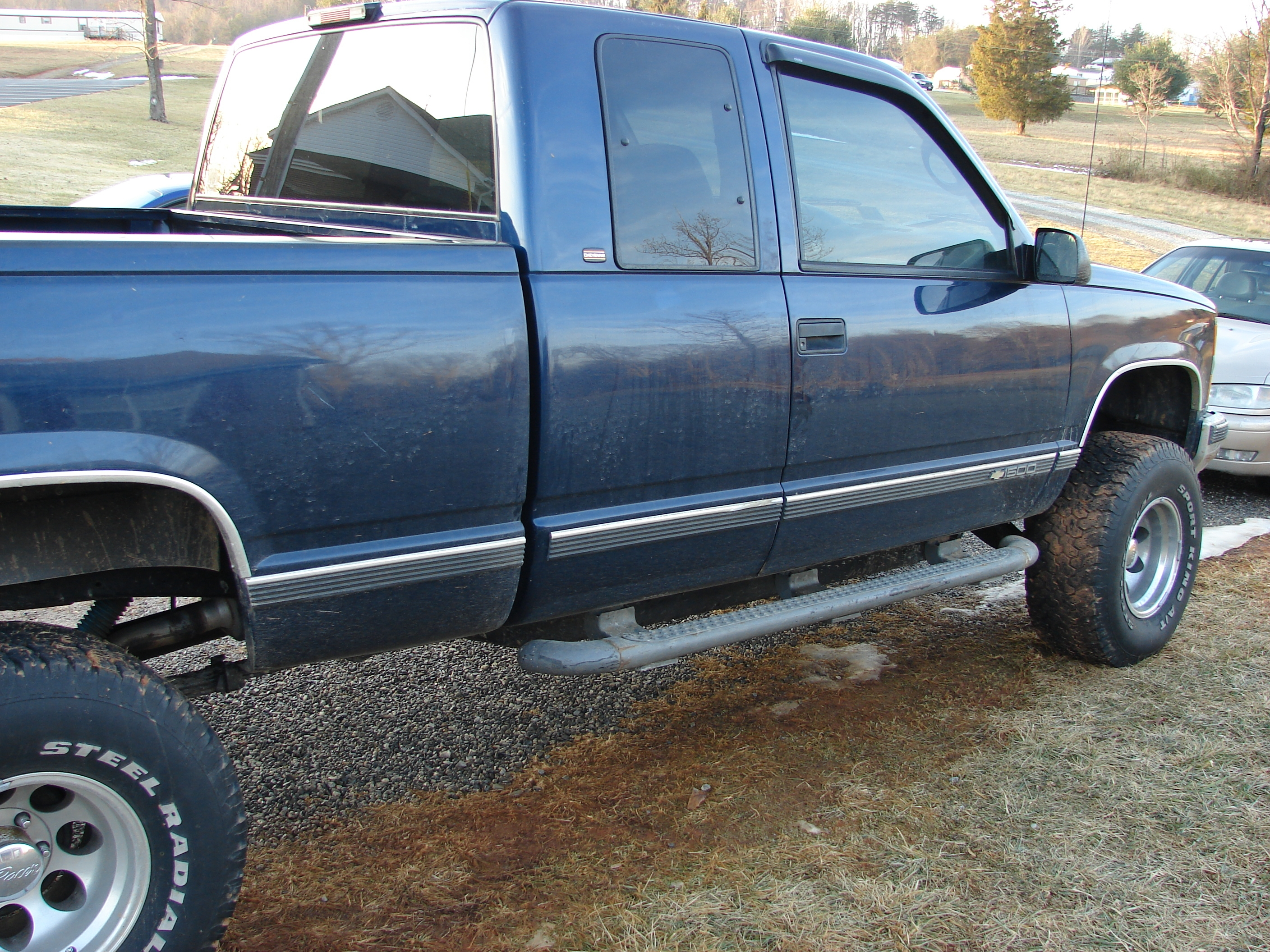 Another tfrithstang 1996 Chevrolet Silverado 1500 Extended Cab post... - 14855685