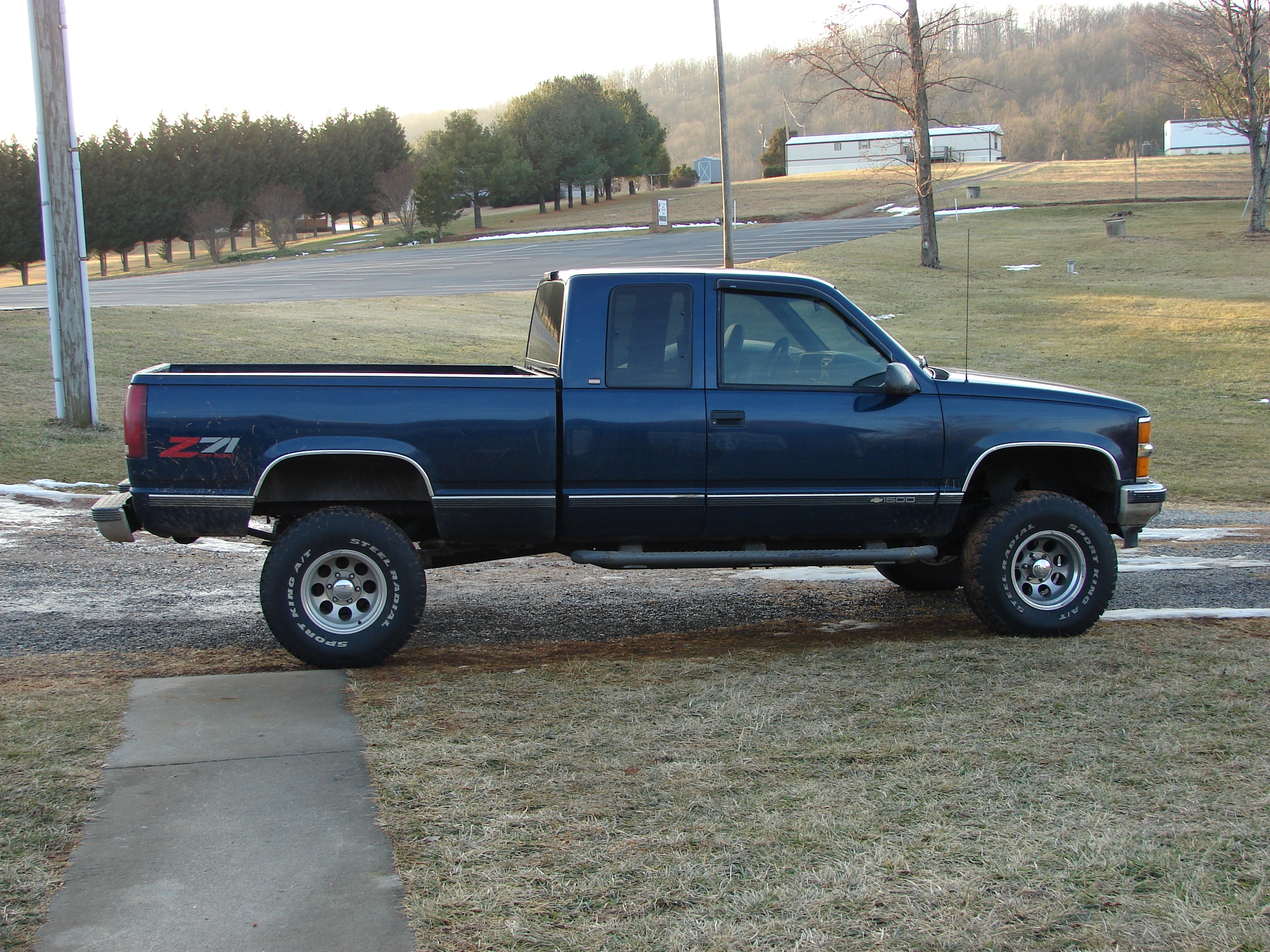 Another tfrithstang 1996 Chevrolet Silverado 1500 Extended Cab post... - 14855686