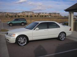critjus13s 1998 Acura RL