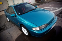 PikoliksTiburons 1995 Hyundai Scoupe