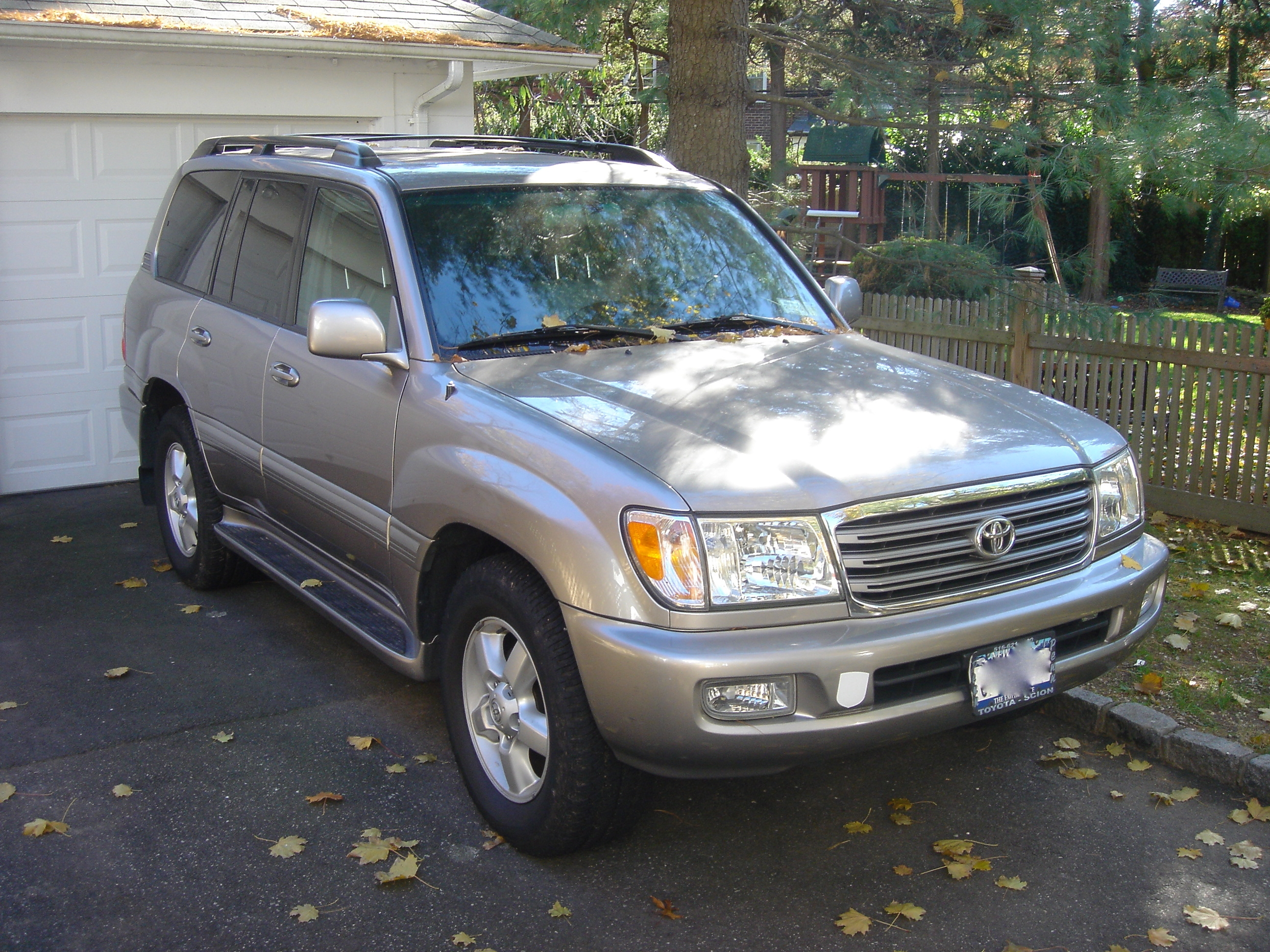 Another nelson4568 2006 Toyota Land Cruiser post... - 14853340
