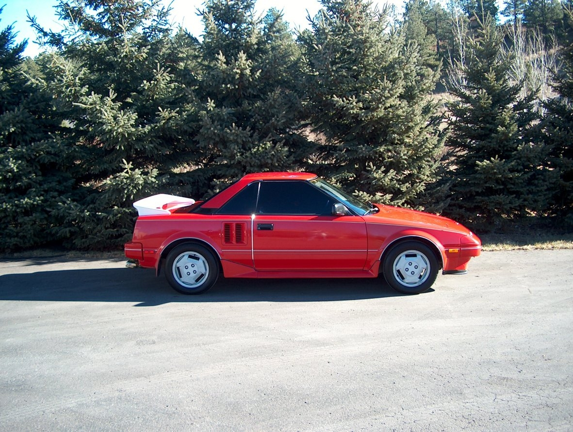Another jerodlee 1986 Toyota MR2 post... - 14855892