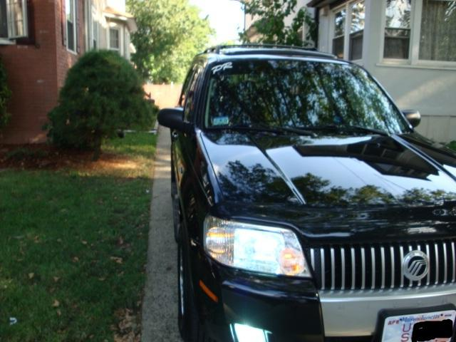 Another redceligt 2007 Mercury Mariner post... - 14853604