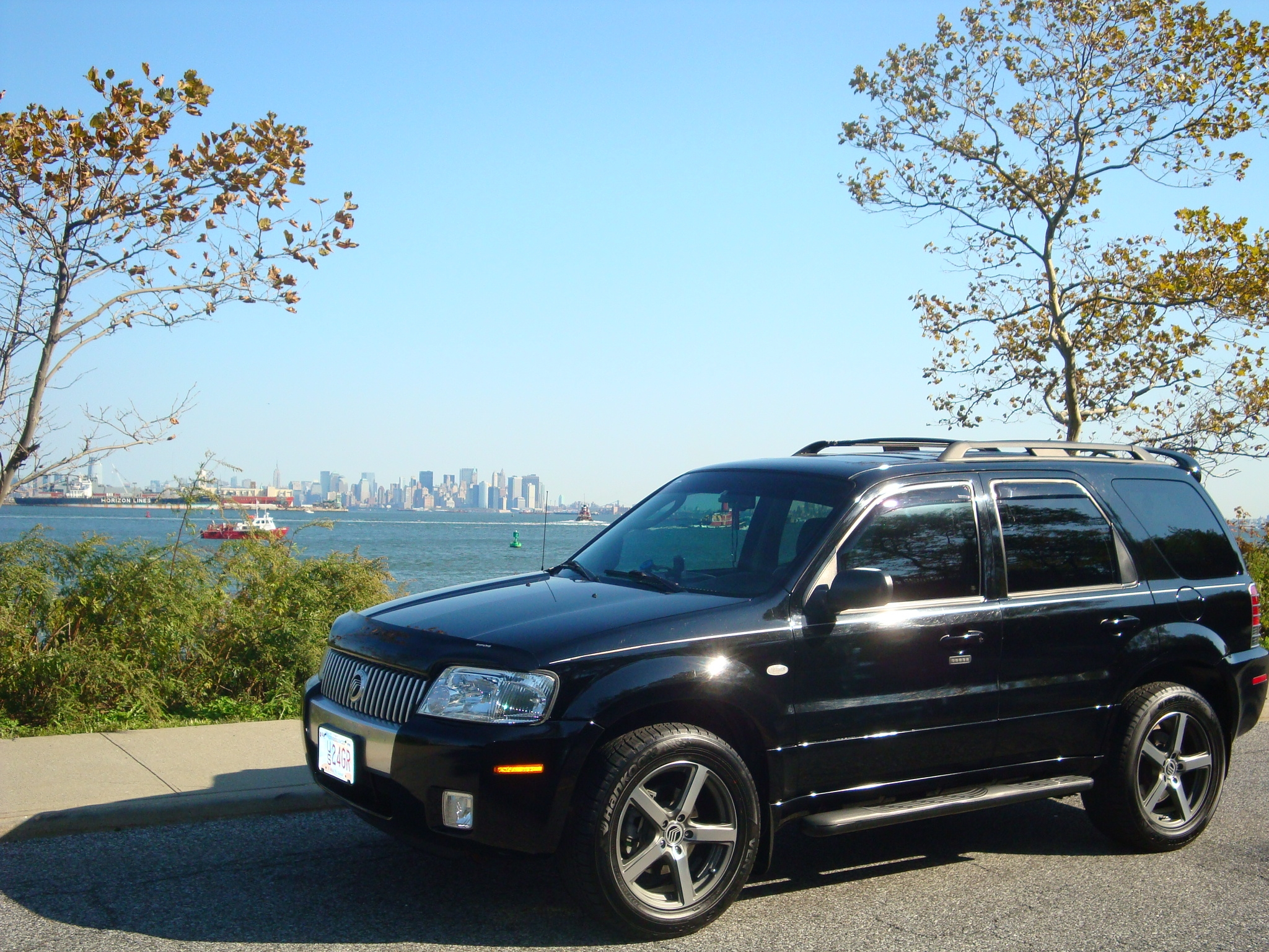 Another redceligt 2007 Mercury Mariner post... - 14853613