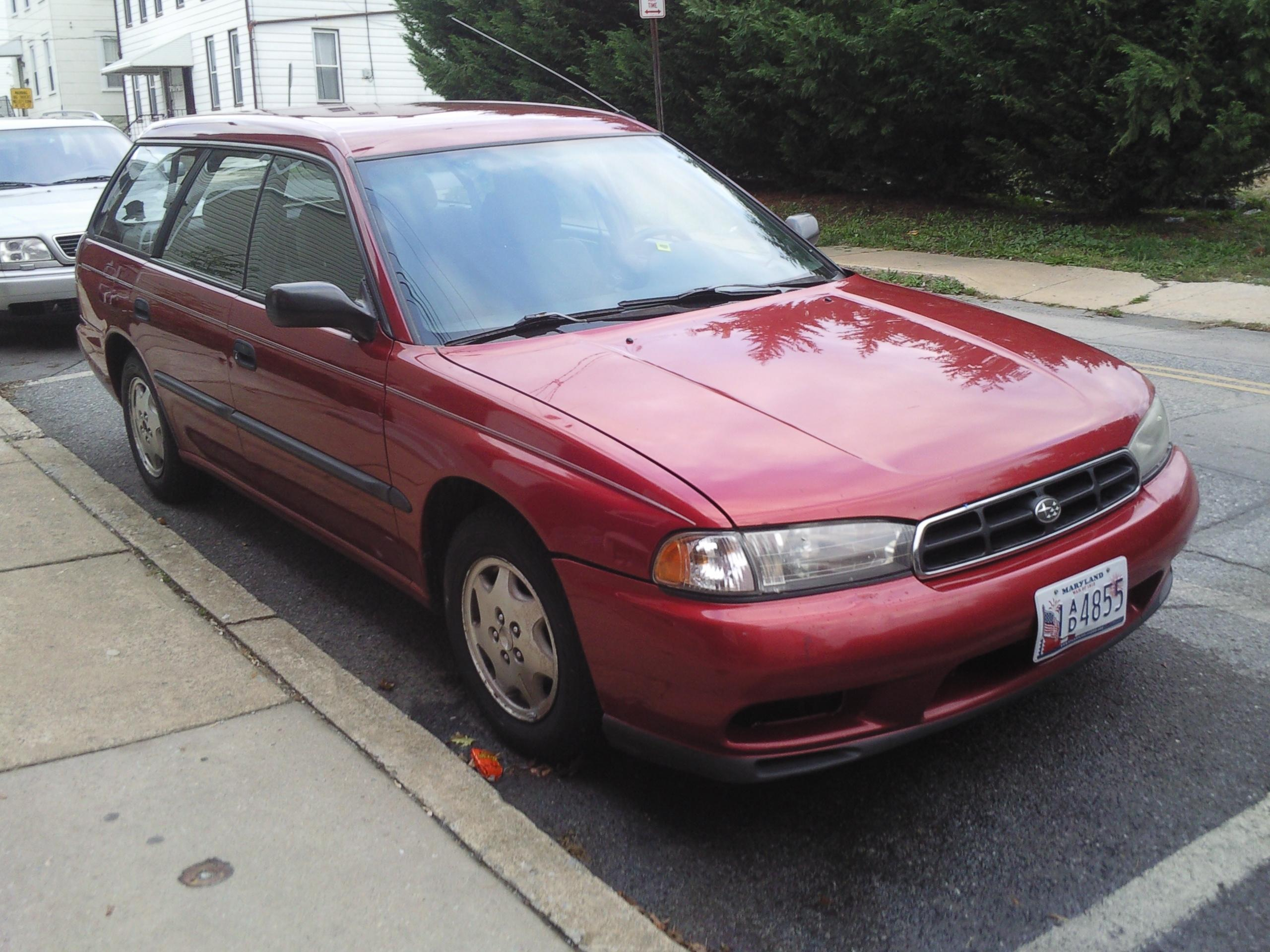 Another adamdouglaswray 1998 Subaru Legacy post... - 14857338