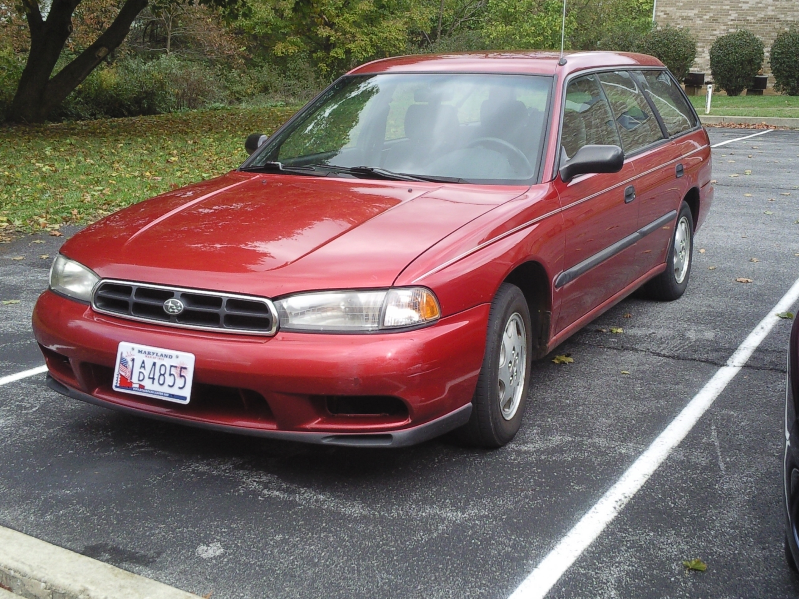 Another adamdouglaswray 1998 Subaru Legacy post... - 14857339