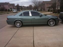 Jamesgreenbeans 2006 Lincoln LS
