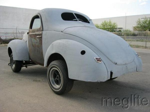 Another 0nthebottle 1941 Willys Americar post... - 14857933