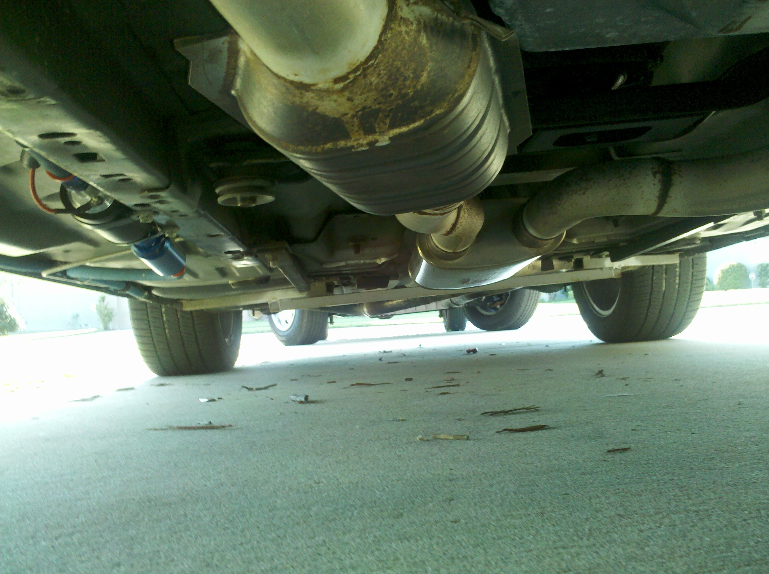 Another conversion02 1996 Ford Thunderbird post... - 14858498