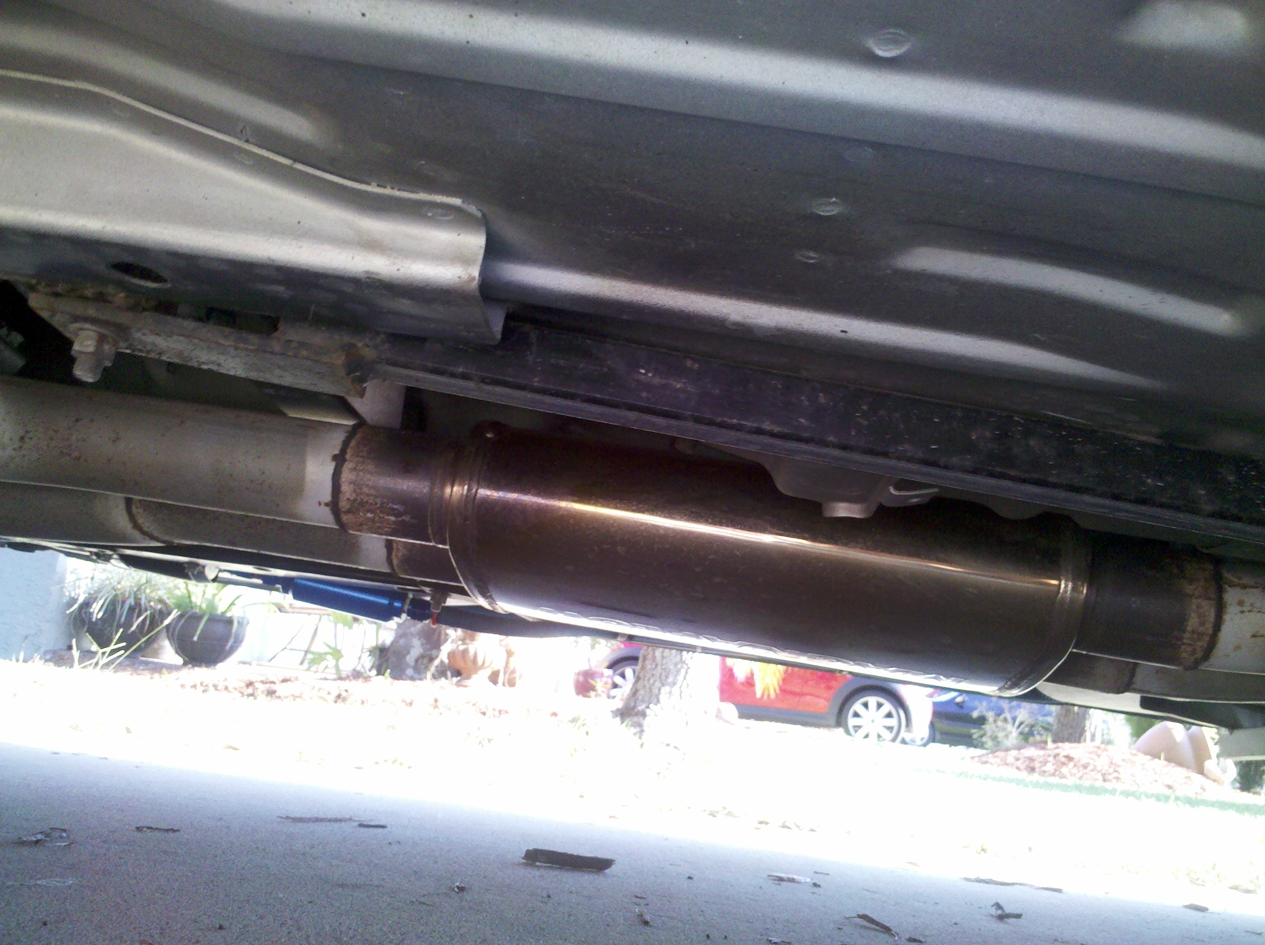 Another conversion02 1996 Ford Thunderbird post... - 14858505