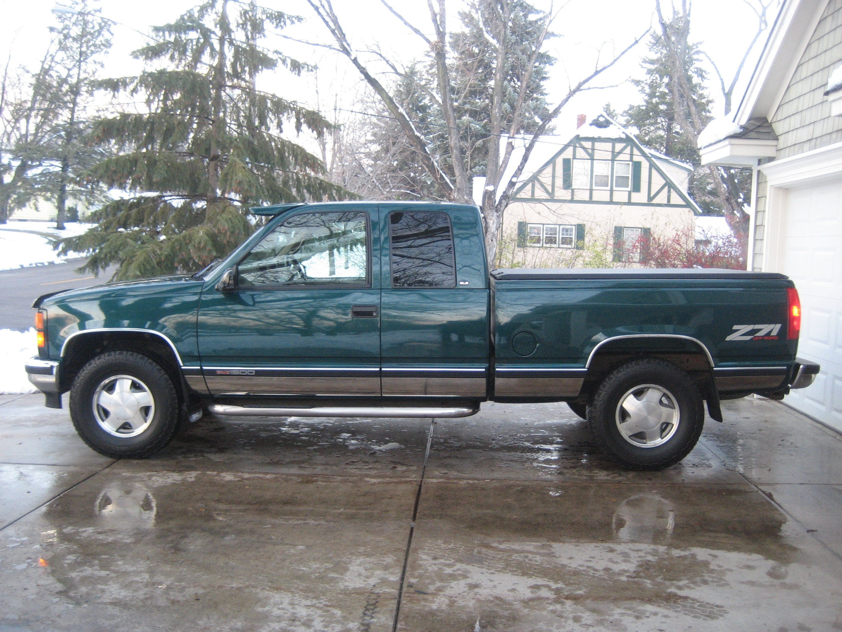 gmpickups 1998 gmc sierra 1500 extended cab specs photos. Black Bedroom Furniture Sets. Home Design Ideas