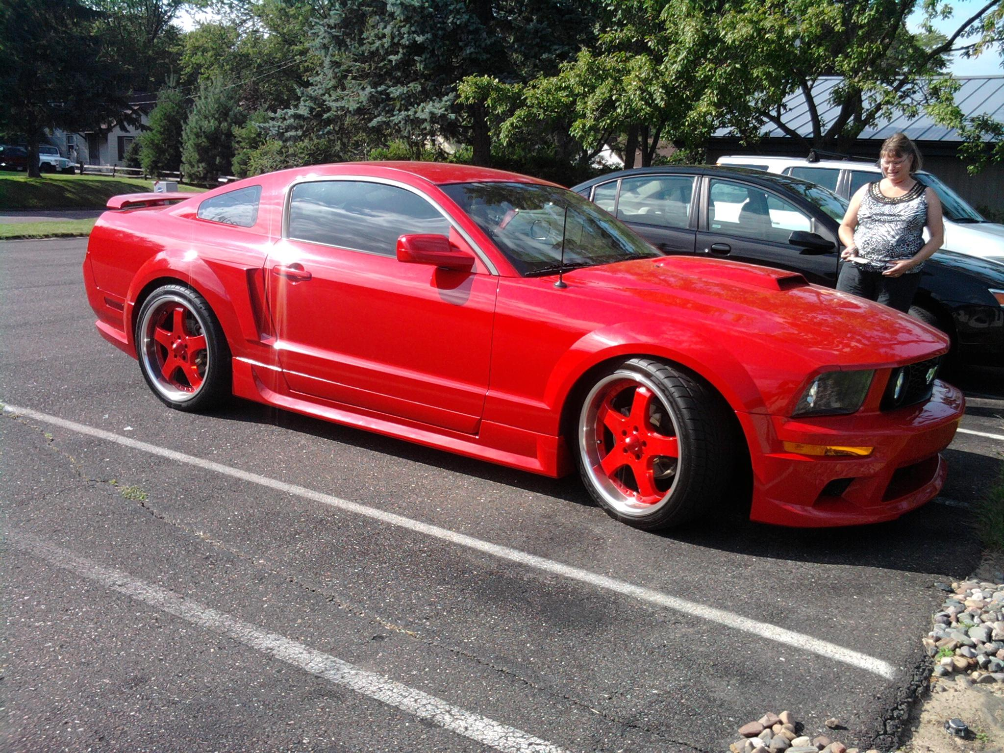 bumpinregal 2005 Ford Mustang