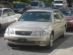 Camry6s 2002 Lexus GS