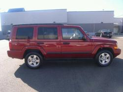 MikeFrost55's 2006 Jeep Commander