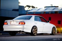 HYPA13 1997 Toyota Chaser