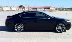 Acura Orlando on Copped A New Whip  2011 Acura Tl   Page 2   Midwest Street Ryders