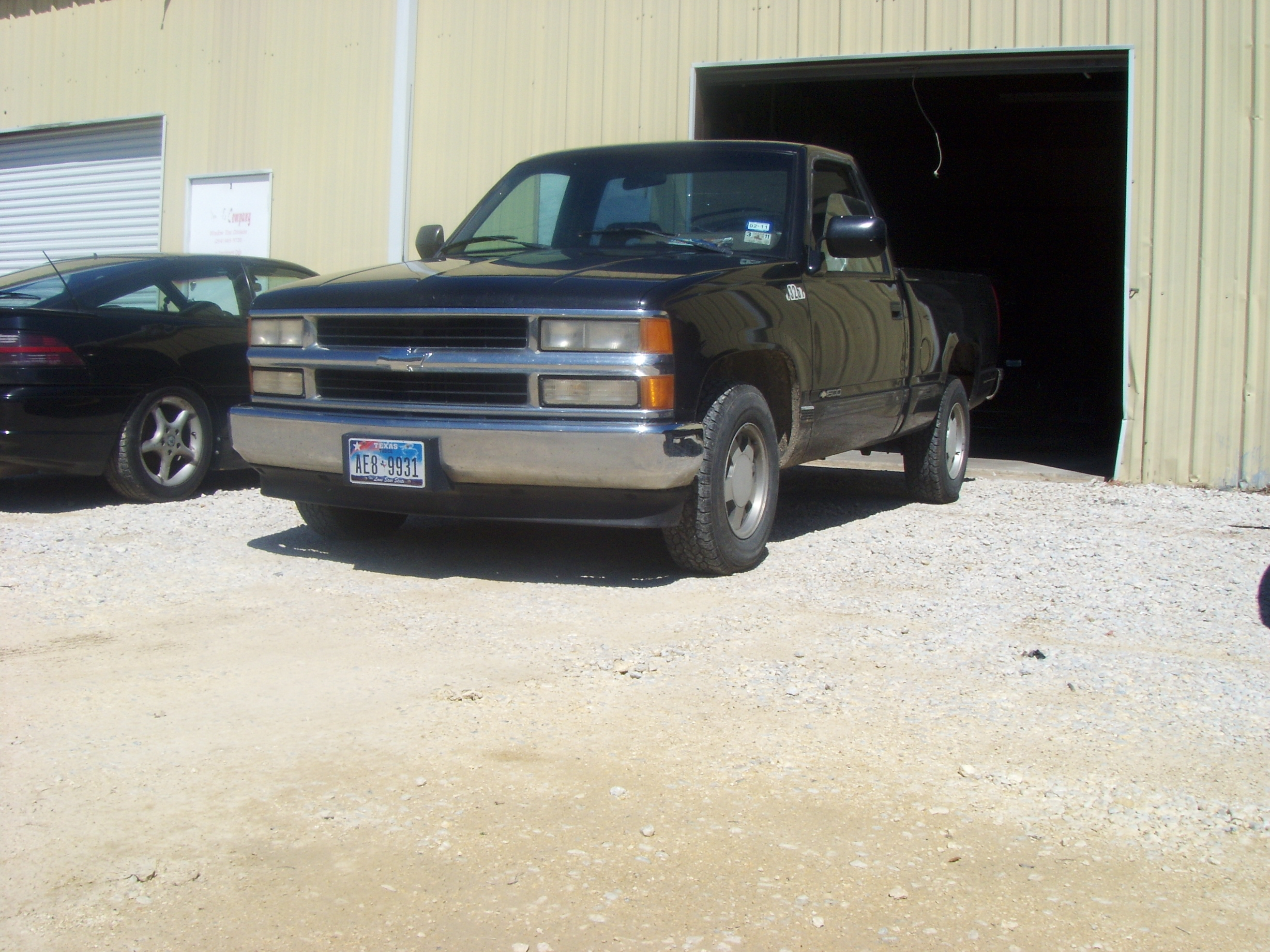 Another laidoutmazda 1994 Chevrolet C/K Pick-Up post... - 14862682
