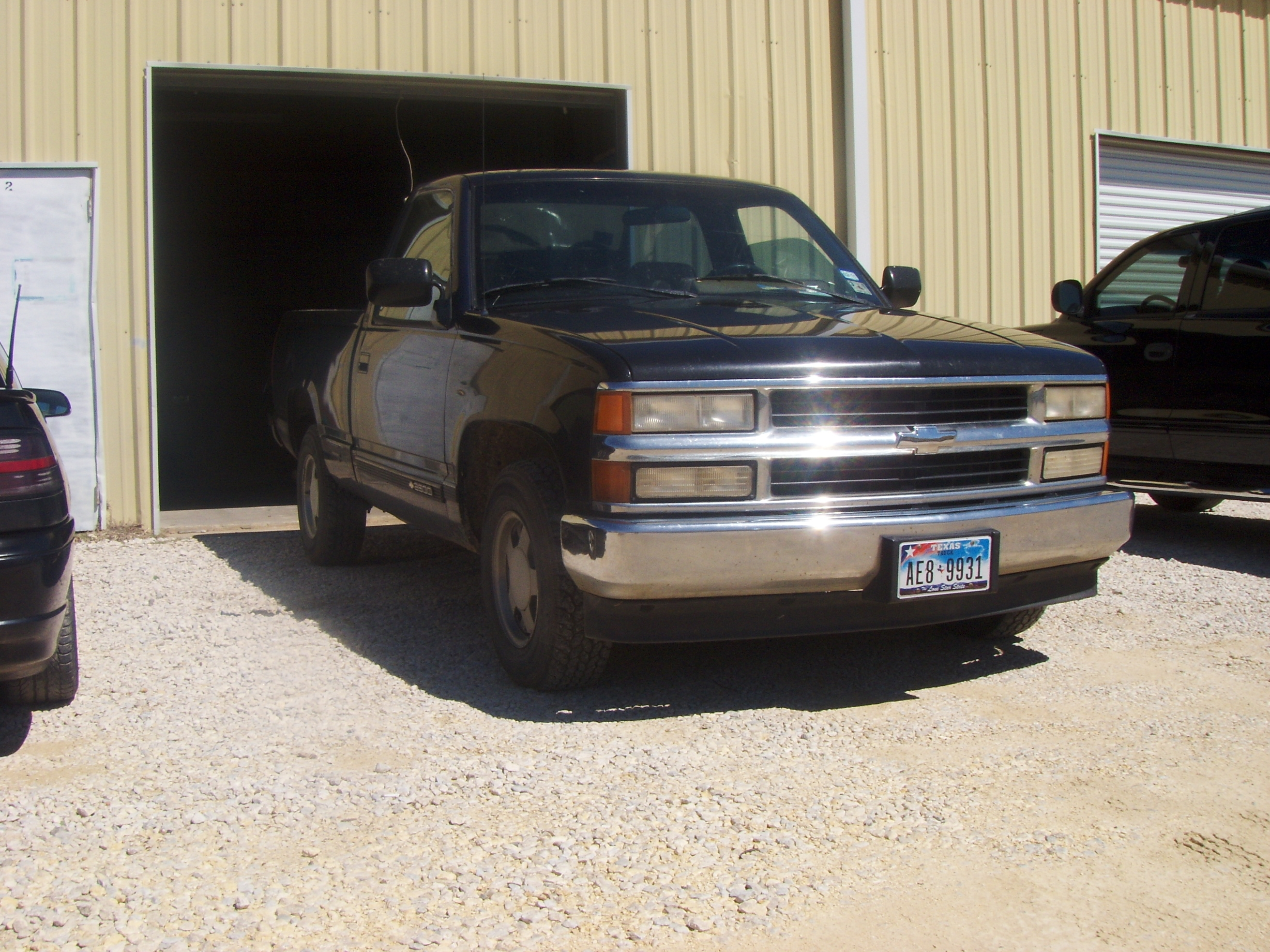 Another laidoutmazda 1994 Chevrolet C/K Pick-Up post... - 14862683