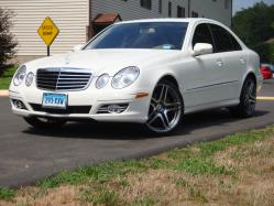 pete7545s 2007 Mercedes-Benz E-Class