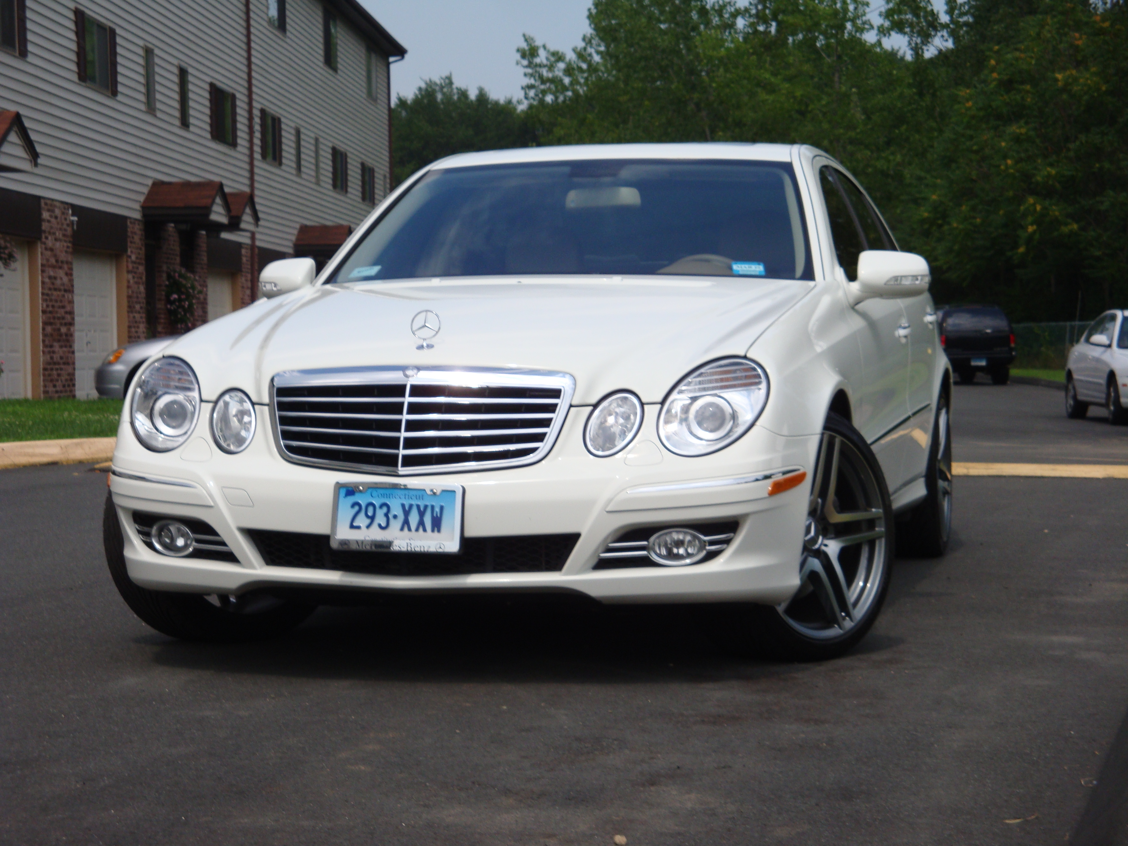 Image gallery 2007 mercedes e350 for 2007 mercedes benz e350 4matic