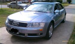 darkhalo007s 2005 Audi A8