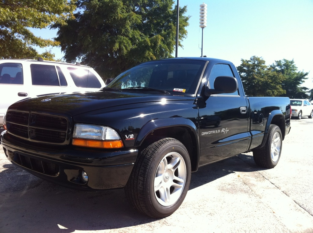 Original on 1999 Dodge Single Cab