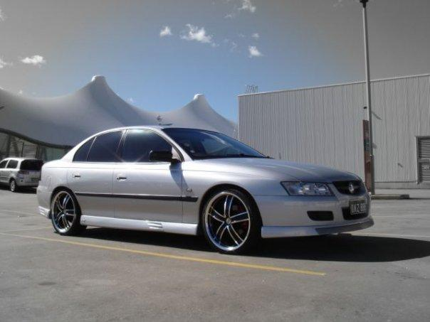 Another aikelz 2004 Holden Commodore post... - 14863752