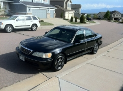 jackstl9940s 1998 Acura RL 