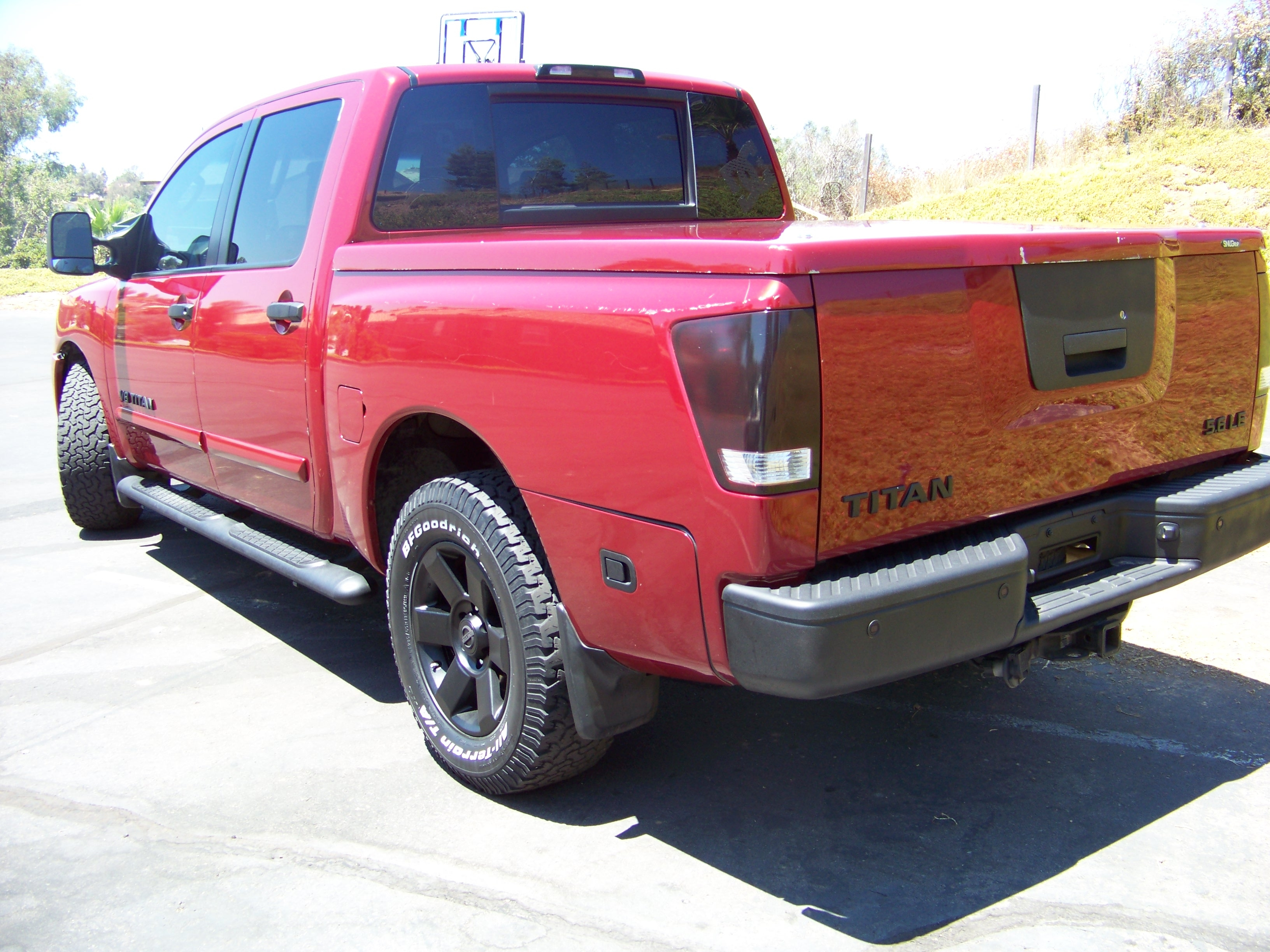 Another 619TITN 2005 Nissan Titan Crew Cab post... - 14862284