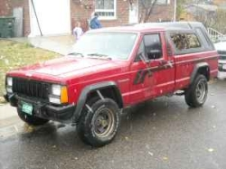 tysonthebeasts 1989 Jeep Comanche Regular Cab