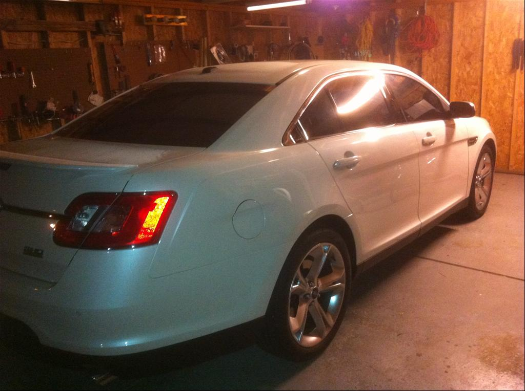 bmiles25's 2011 Ford Taurus