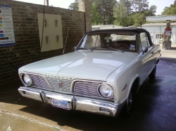 Tylerhasavaliants 1966 Plymouth Valiant