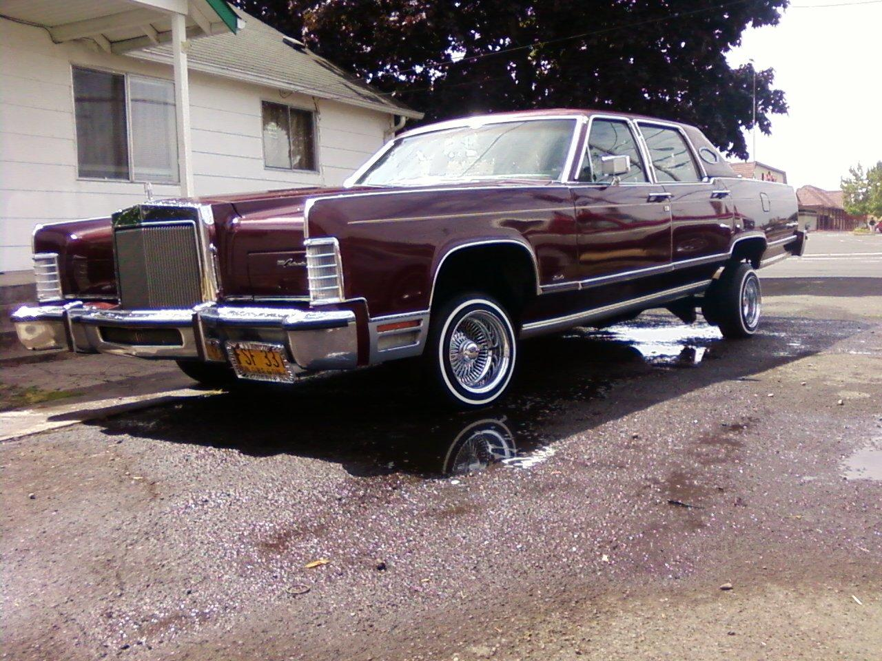 Another projectBeefcake 1979 Lincoln Continental post... - 14867539