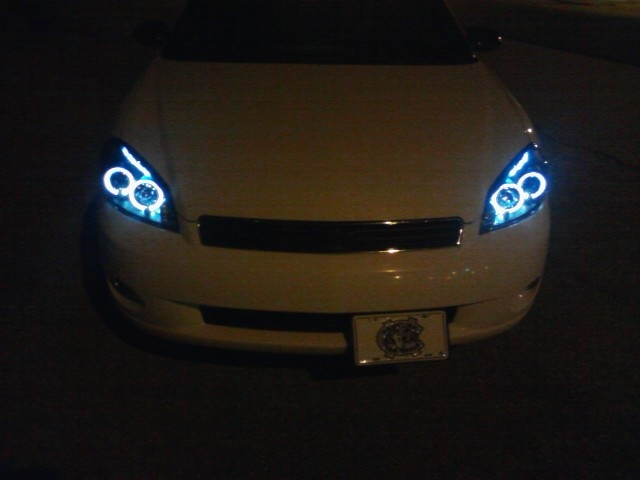 2006 chevy monte carlo headlights