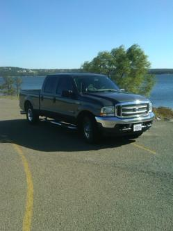 wes19ss 2004 Ford F250 Super Duty Crew Cab