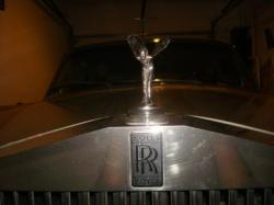 fridgehunter 1972 Rolls-Royce Silver Shadow