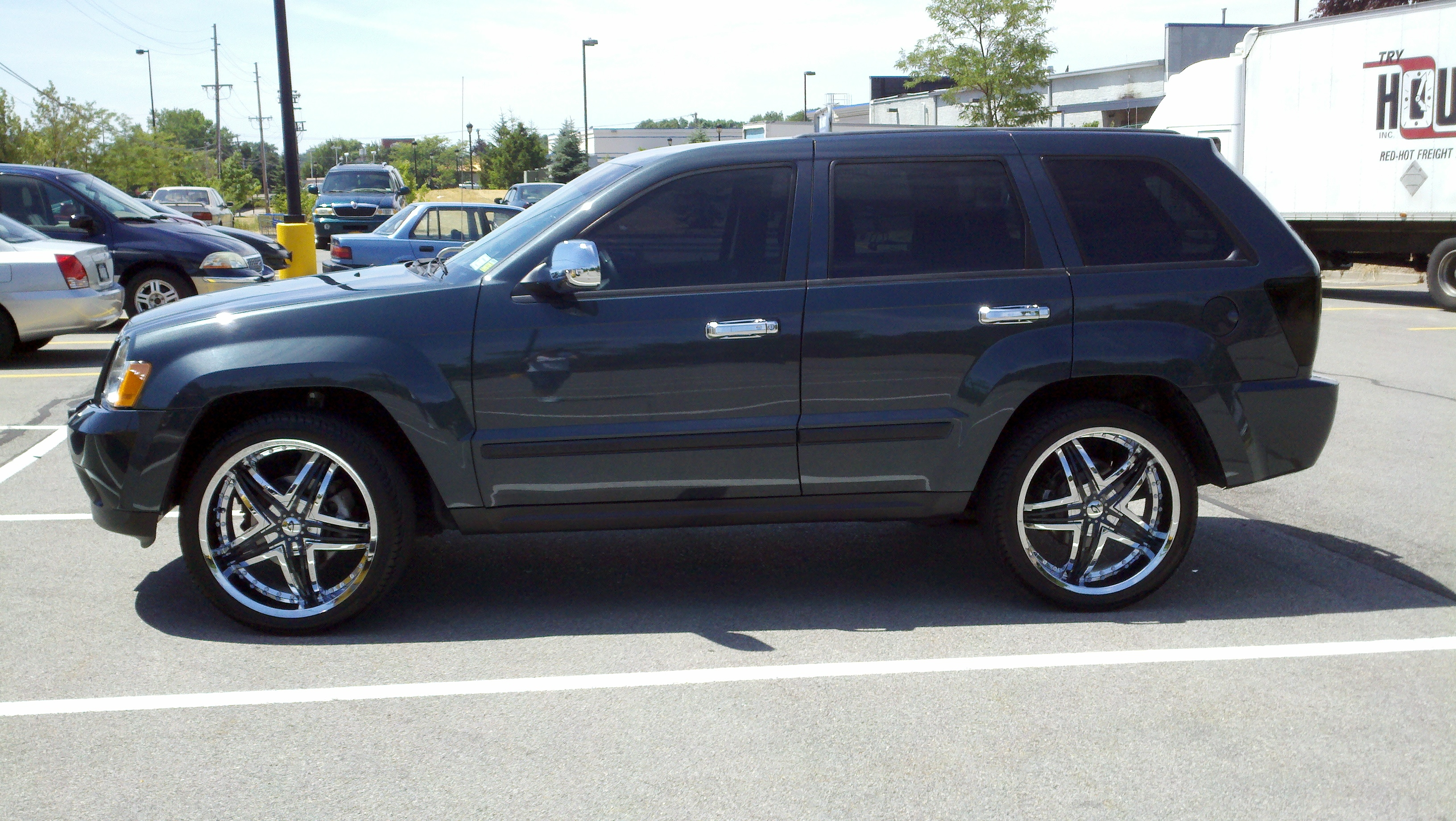 Another jmrando 2008 Jeep Grand Cherokee post... - 14868400