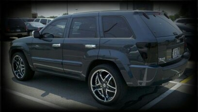 jmrando's 2008 Jeep Grand Cherokee